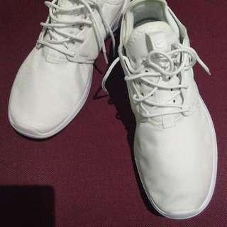 Original Nike Air - White Rubber Shoes 👟