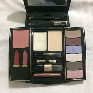 Authentic Lancome Caresse Couleur Makeup Coffret