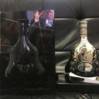 Hennessy 軒尼詩 X.O.干邑 2011年 第4代 限量珍藏版 700ml 香港行貨