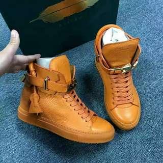 女裝 Buscemi 內增高 sneaker