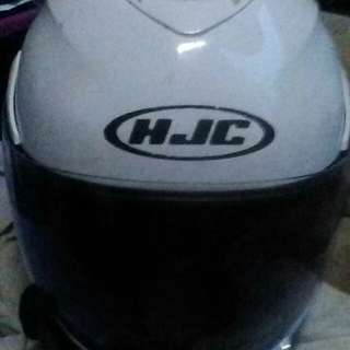 HJC White IS-MAX II Modular Helmet