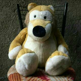 Lion Stuffed Toy