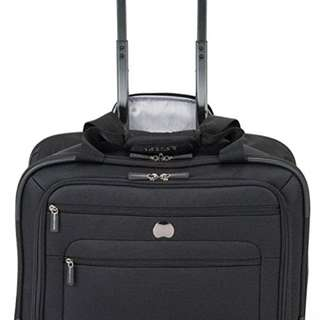 Delsey Helium Sky 2.0 Trolley Tote Luggage