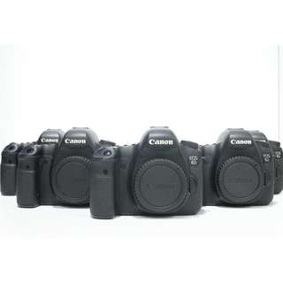 Canon EOS 6D Body Only **CNY SALE** From RM 3650
