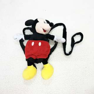 Mickey Mouse Bag & Safety Harness