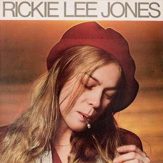 Ricky Lee Jones vinyl LP