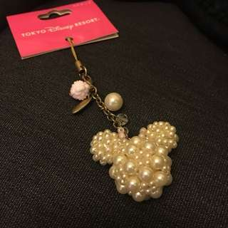 🚚 迪士尼針珠造型吊飾
