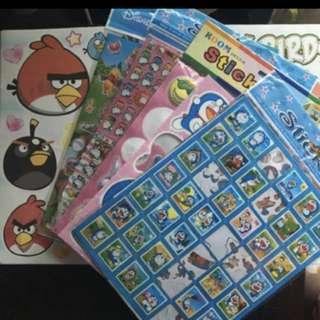 Stickers 10pcs