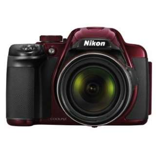 Nikon COOLPIX P520 18.1 MP CMOS Digital Camera with 42x Zoom Lens and Full HD 1080p Video