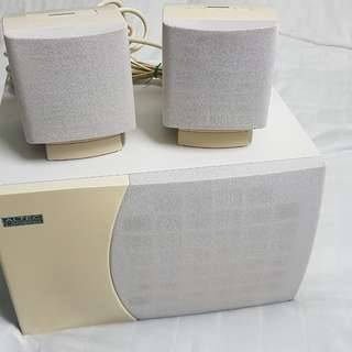 Altec Lansing ACS45.1 Subwoofer Speaker System