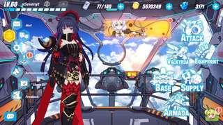 Honkai impact 3 sea (whole acc)