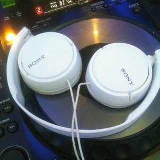 Headphone Sony MDR