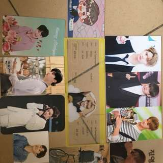 Wanna one frrebies trade