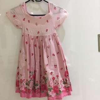 Girls Dress 100% cotton