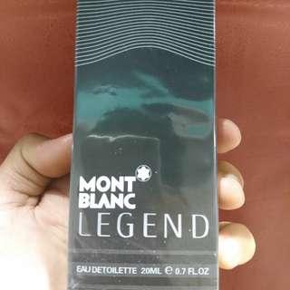 Mont Blanc Legend Parfum 20ml