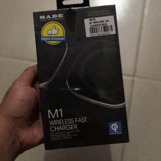 M1 Wireless Fast Charger