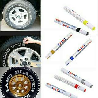 TIRE PAINT MARKER PEN