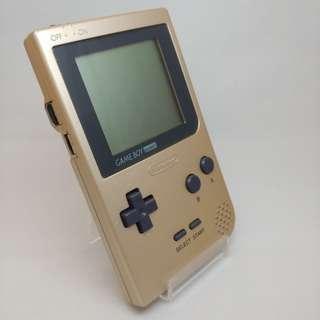 Gameboy Pocket Game Boy