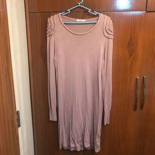 M&S Knitted Dress
