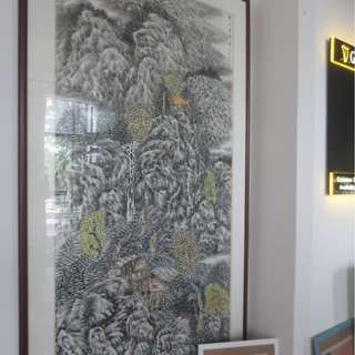 Large chinese paintings