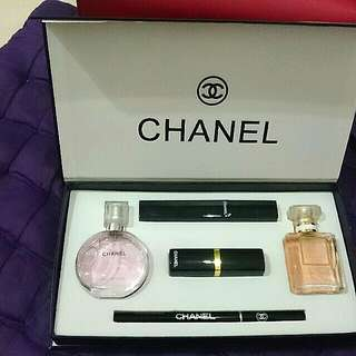 Gift set  🎁 Chanel 5 In 1
