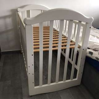 Preowned Baby Cot