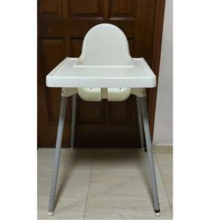 IKEA Baby High Chair (Preloved)