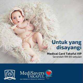 JUNIOR MEDISAVERS TAKAFUL MEDICAL CARD