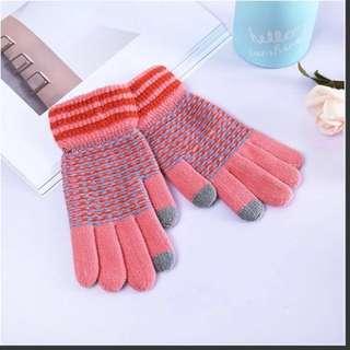 女裝觸控屏幕手襪🧤保暖冷手襪