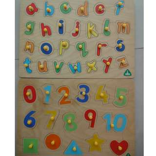 alphabet, numbers, shapes, gears toddler shape sorting puzzles