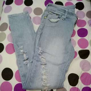 Jeans chanel
