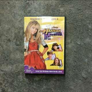 Hannah Montana Season 3 Volume 4 DVD