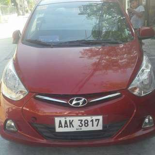Hyundai Eon 2014 model