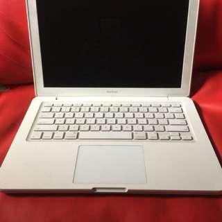 "Apple MacBook ""Core 2 Duo"" 2.4 13"" (Mid-2010) *READ THE DESCRIPTION FIRST!*"