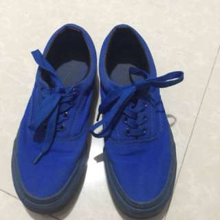 Blue Primadona Shoes