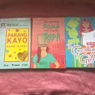 Books by Noringai (bundle)