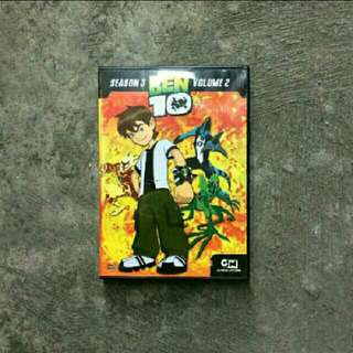 Ben10 Season 3 Volume 2 DVD