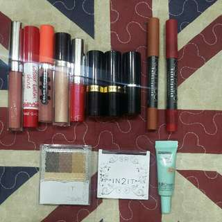 MAKEUP NEGO TO LET GO!