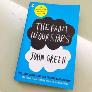 (Eng Book) The Fault In Our Stars