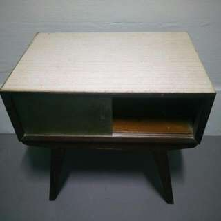 Teakwood Formica Top Table
