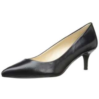 Nine West Xeena Black Heels