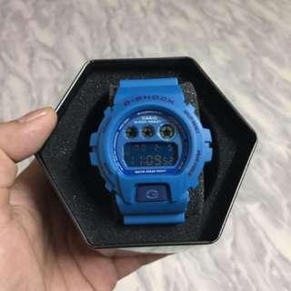 G-Shock Smurf