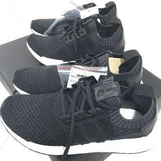 1f6832952cdd7 Instocks Authentic Adidas Consortium Sneaker Exchange A Ma Maniere x  Invincible Primeknit NMD R1 US8