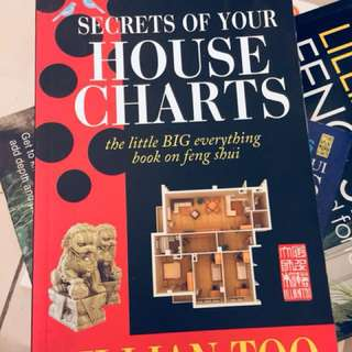SECRET OF YOUR HOUSE CHARTS