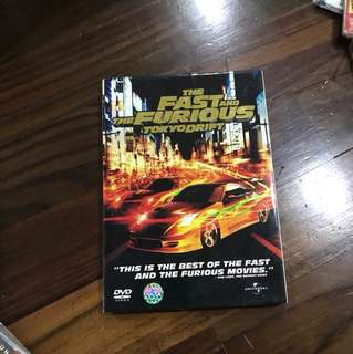 Movie dvd the fast and the forious