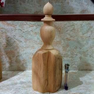 🚚 檜木 紅檜 聞香瓶 一體成型