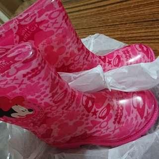 小童 米妮水鞋 (26 碼 )