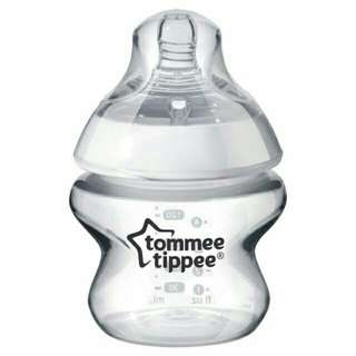 Tommee Tippee clear 5oz/150ml