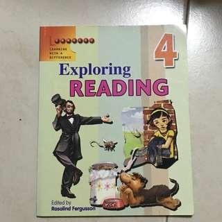 Exploring reading 4