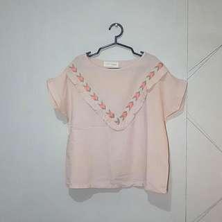 Sweet Pink Top